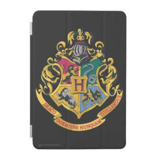 Full färg för Hogwarts vapensköld iPad Mini Skydd