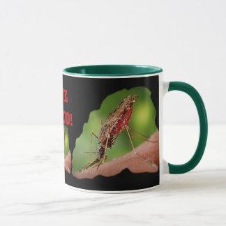 Full mygga - statlig fågel mugg