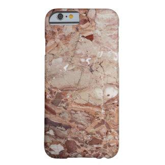 Fullföljande för Burgundy Crimson Stoney Barely There iPhone 6 Skal