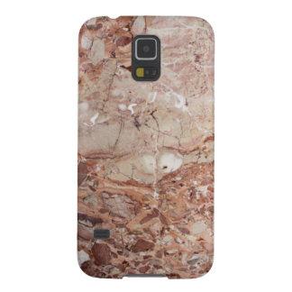 Fullföljande för Burgundy Crimson Stoney Galaxy S5 Fodral