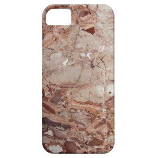 Fullföljande för Burgundy Crimson Stoney iPhone 5 Case-Mate Skydd