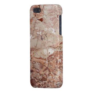 Fullföljande för Burgundy Crimson Stoney iPhone 5 Skydd