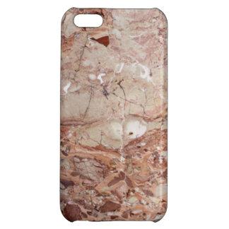 Fullföljande för Burgundy Crimson Stoney iPhone 5C Skal