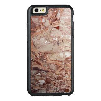 Fullföljande för Burgundy Crimson Stoney OtterBox iPhone 6/6s Plus Skal