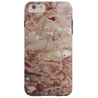 Fullföljande för Burgundy Crimson Stoney Tough iPhone 6 Plus Skal