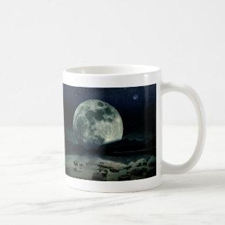 Fullmånar Kaffemugg