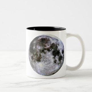 Fullmåne Två-Tonad Mugg