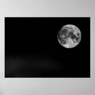 Fullmånen Poster