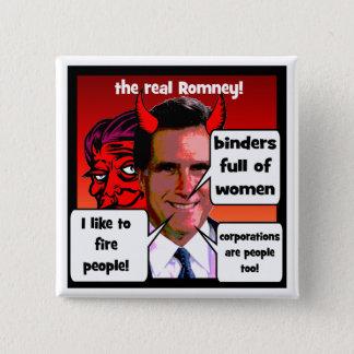 Fullt för Romney gaffslimbindning av kvinnor Standard Kanpp Fyrkantig 5.1 Cm