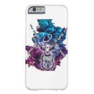 Fullvuxen hankronhjort: Celtic Zodiacdjur Barely There iPhone 6 Fodral
