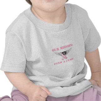 Fundraiser för GK-AWACS-bröstcancer Tee