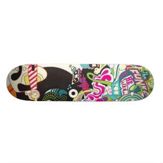 Funk är med dig skateboard bräda 19,5 cm