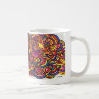Funkyn färgar och formar kaffemuggen! kaffemugg