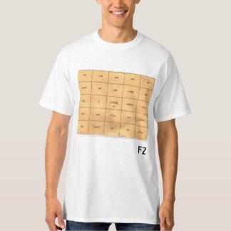 Funnen poesi t shirts