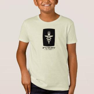Furst 50th årsdag - ungesvart t-shirts