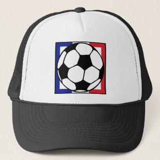 futbol. francaisefyrkant truckerkeps