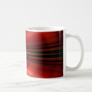 Futuristiskaabstraktdesign Kaffemugg
