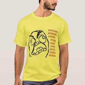Fuuuu för ursinnegrabbfuuu tee shirt