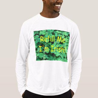 fylla på mig I-förmiddagirländare! Tee Shirt
