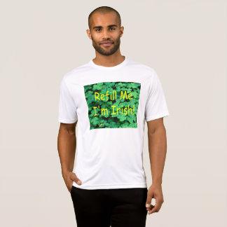 fylla på mig I-förmiddagirländare! Tee Shirts