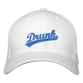 Fyllerist broderad hatt