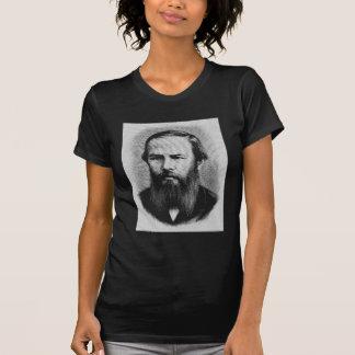 Fyodor Dostoyevsky, porträtt Tee