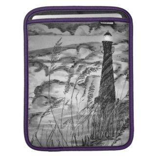 Fyr i StormLighthousen i stormen Sleeve För iPads