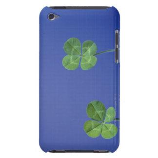 Fyra-löv klöver iPod touch Case-Mate fodral