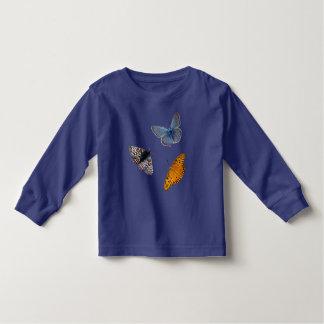 Fyra sällsynta fjärilar t-shirts