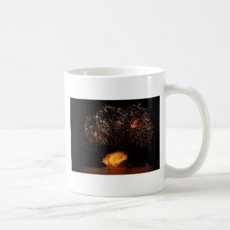 fyrverkerier kaffemugg