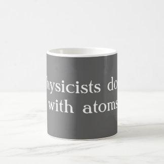 Fysiker gör det kaffemugg