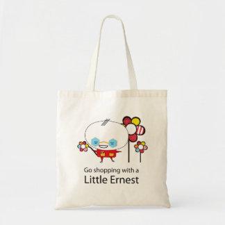 Gå att shoppa med lite en Ernest v2 Tygkasse
