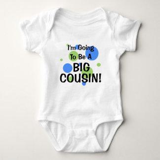 Gå att vara stor kusin! t-shirt
