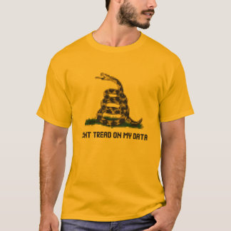 Gå inte på min dataskjorta tröja