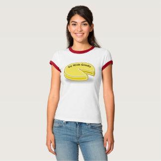 Gå med Gouda… Tee Shirt