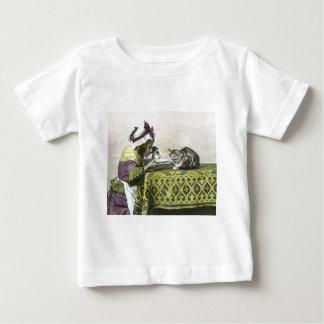 Gå med mig för party för Tea för Victorian för T Shirts