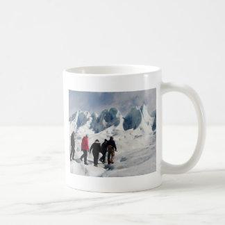 Gå på den Perito Moreno glaciären, Argentina Kaffemugg