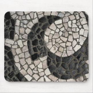 Gå på konst mus mattor