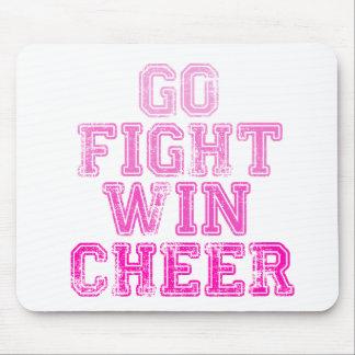 Gå, slåss, segra - jubel musmatta