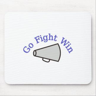 Gå, slåss, segra musmatta