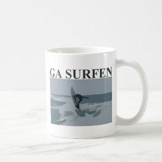 GA SURFEN KAFFEMUGG