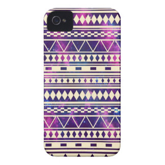 Galax aztec andes Case-Mate iPhone 4 skal