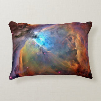 Galax för Orion Nebulautrymme Prydnadskudde