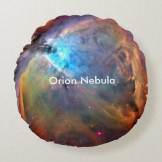 Galax för Orion Nebulautrymme Rund Kudde