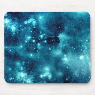 Galax för utrymme för blåttNebulaastronomi Mus Matta