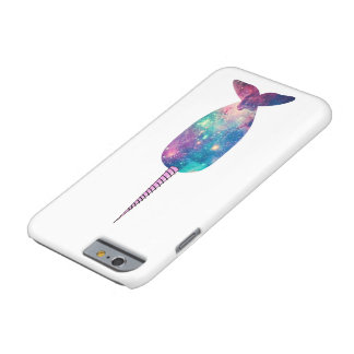 Galax Narwhal Barely There iPhone 6 Fodral