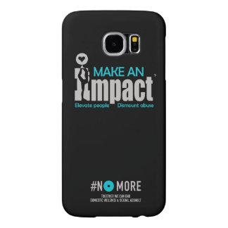 Galaxen S6 GÖR ett IMPACT™-fodral Samsung Galaxy S6 Fodral