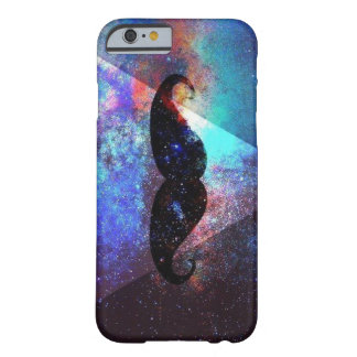 galaxhipstermustasch barely there iPhone 6 fodral