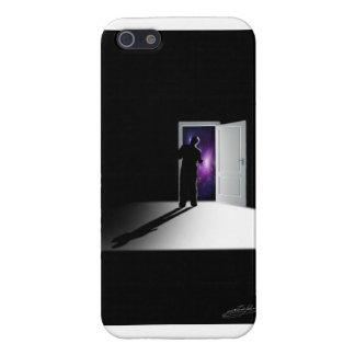 Galaxic dörrIphone 5 fodral iPhone 5 Skydd