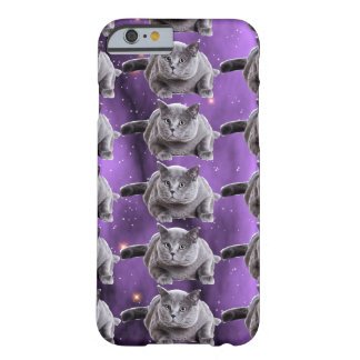 Galaxkattiphone case barely there iPhone 6 fodral